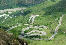 Carreteras en Santander