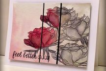Crafts - Cards, watercolor