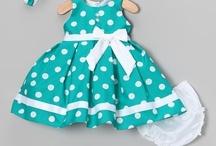 vestido infantis