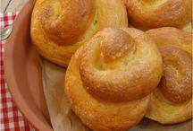 Kelt tésztából készült sütemények