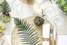 Partytjie: Table settings