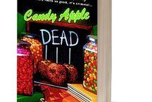 Candy Shop Mystery Series by Sammi Carter / News about the books in the Candy Shop Mystery series written as Sammi Carter