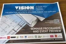 Vision London Exhibition & Seminars 2-3 June 2015 / 2-3 June 2015 NEW Exhibition & Seminars Event  The Future of the Built Environment.  The Event for Architects, Specifiers, Clients & Suppliers. We will be exhibiting on Stand 23A #visionlondon #exhibition #seminars #london #architects #specifiers #suppliers #build #designers #design