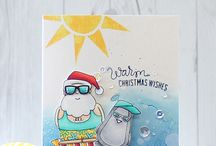 Cards: Warm Christmas Wishes