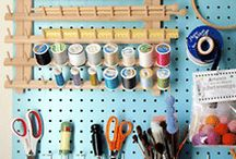 craft room / by Kim Oates