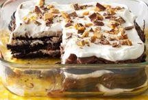 Overnight Desserts