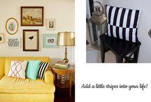 Vinnst'owe inspiracje / Zainspiruj się na oryginalne wnętrza z poduszkami VINNST.