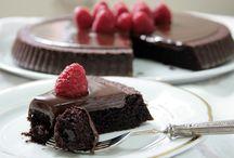 Dolci al cioccolato