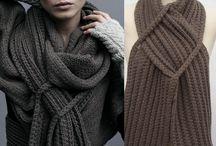 шарфы перерины