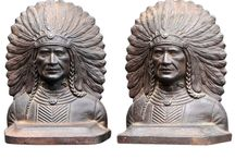 Indian Chief collectibles