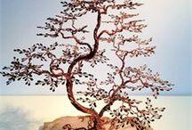 arbre de vie en cuivre