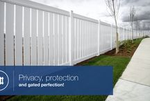Fencing and Gates / Get the ultimate barrier around your home with these fence and gate ideas.