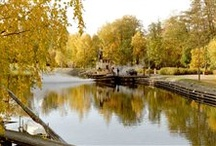 Autumn / In autumn in Aurinkoranta you can relax and enjoy the colors of the nature. Many events are waiting for you in Lahti area.