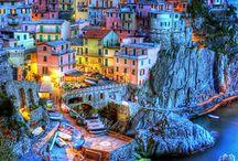 Die schönsten Orte der Welt / Die 16 schönsten Orter auf der ganzen Welt