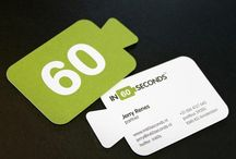 Business Cards / by Yair Molina