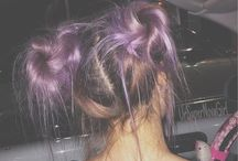 ⎨GRUNGE +HAIR+⎬