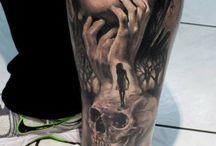 gangster tatto degsain