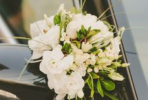 Wedding flowers / Photos from flower arrangements in weddings