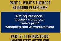 blog and more