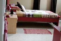 Boys bedroom / by Katie Parker