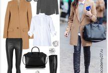 Образы: кожаные брюки