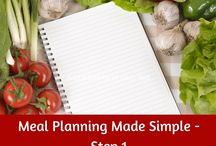 Paleo Meal Planning
