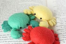 Plush and cute handmade toys