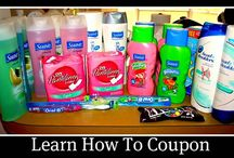 Coupons / by Kristin Holbert