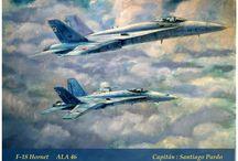Arte Militar / Pinturas de temas militares