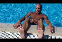 Acquafitness / Spunti per esercizi in acqua