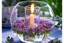 Table Decorations & Centerpieces / by Debi Watson