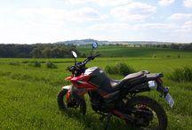 Motocycle travel