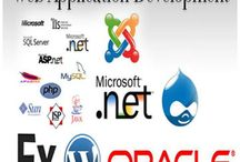 Web  Application Development / Our aim is create a complete web development solution, for our clients, for maximum visibility to achieve business goals and maximize their return on investment.