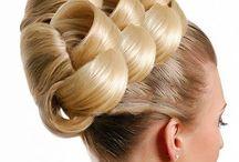 Bridal Hair Styles and Make Up Ideas / Bridal Hair Styles and Make Up Ideas, Wedding Hair Styles and Make Up Ideas, Western Beauty Institute, #WBI