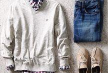 Homens moda