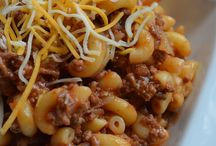 Favorite Recipes with Ground Meat