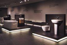 kitchen and bath show room design