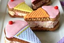 Helados y tartas