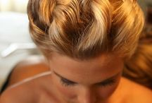 Wedding Hair / by Danielle Nolitt