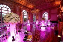 Tavoli luminosi / Idee su come utilizzare i tavoli luminosi per il matrimonio