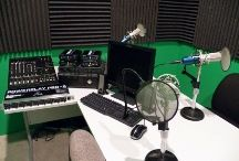 Our New Podcast Studio
