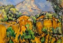 Cezanne / by Alix Kass