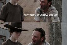 The Walking Dead / This board is dedicated to one of my favourite TV shows EVER. God I love Zombies.