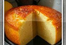 gâteau  lait semoule
