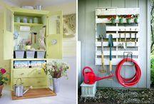 Organizing / by Carrie Finn