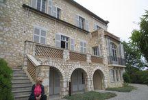 Le Musée Renoir / Cagnes-sur-Mer, Provence