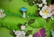 Cakes / by Amanda Johnson