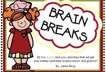 Brain Break Activities / by Amanda Gant