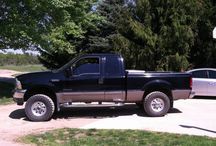 Used 2002 Ford F250 for Sale ($16,999) at Owendale, MI / Make:  Ford, Model:  F250, Year:  2002, Exterior Color: Black, Interior Color: Tan, Doors: Three Door,  Vehicle Condition: Good, Mileage:153,000 mi, Engine: 8 Cylinder, Transmission: Automatic, Fuel: Diesel.   Contact: 989-450-4367   Car ID (56746)