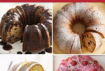 Bundt Cakes!!!